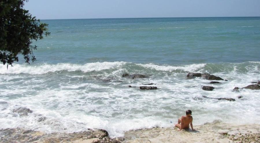 Fkk strand rovinj Die schönsten