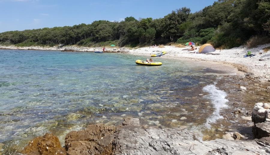Fkk strand rovinj Naturist Beach