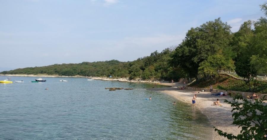 Strand krk fkk Ježevac Premium